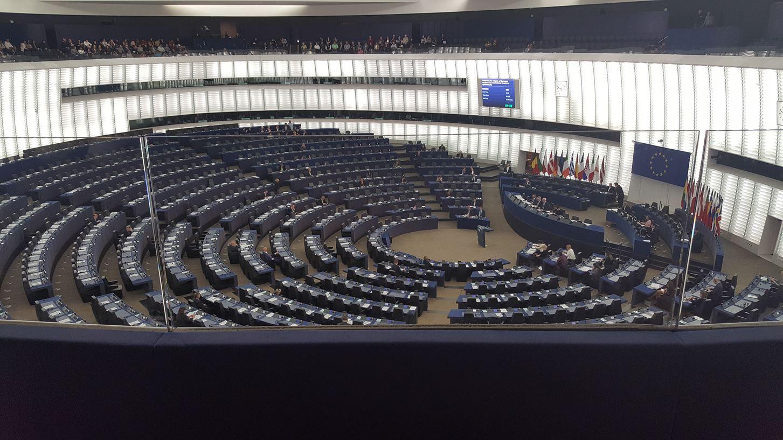 Ευρωπαϊκό Κοινοβούλιο του Στρασβούργου 2019
